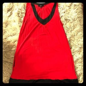 ♦️Express♦️ Red Tank Dress with pockets :))